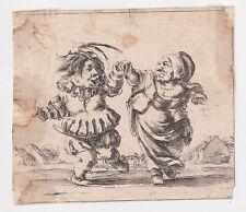 Jacques Callot (1592-1635), Vecchi che ballano, François Collignon 1629
