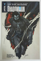 Shadowman Vol. 4 : Fear Blood and Shadows (Valiant, May 2014) NM 1st Printing