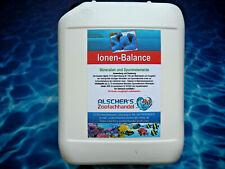Ionen - Balance Spurenelemente Grundversorgung für Balling Methode im Salzwasser