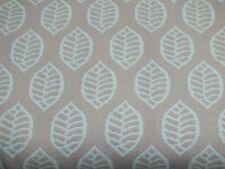 Jacquard Jersey Blätter hellgrau mint Damenstoff Meterware Kinderstoff