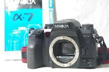 Minolta Maxxum/Dynax/Alpha 7 35mm SLR Film Camera Body Only SN94001110