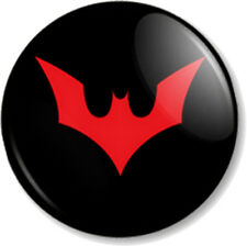 "Batwoman Logo 1"" Pin Button Badge Batman Superheroine Superhero DC Comics Female"