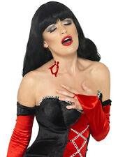 Make Up Trucco Halloween Carnevale Morso Vampiro Dracula Smiffys PS