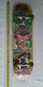 VINTAGE Birdhouse Bucky Lasek Skateboard W/ THUNDER TRUCKS.