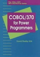 COBOL-370 for Power Programmers by David S. Kirk (1994, Paperback)