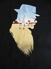 T-Shirt - Breaking Bad - Silhouette with Desert Scene & Camper Van