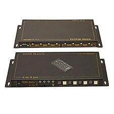 Antiference HDMI Matrix Switch 4x4 HDMI0404M