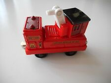 "THOMAS THE TRAIN DIECAST ""HOSE CAR"" TAKE ALONG & PLAY  NEAR MINT CONDITION 2004"