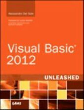 Visual Basic 2012 Unleashed By Del Sole, Alessandro