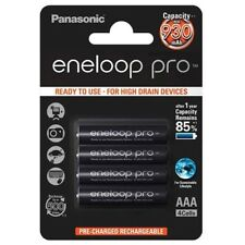 Panasonic Eneloop Pro AAA HR03 930mAh Rechargeable Batteries | 4 Pack