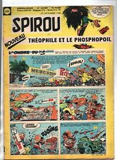 SPIROU n°1172  - 29 SEPTEMBRE 1960  - complet du mini-récit