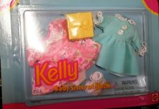 KELLY BABY SISTER OF BARBIE FASHION Clothes 1996 Mattel #15871 New