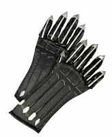 Delxue Black Panther CHILD Gloves One Size Costume Accessory NEW