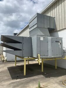 Heated Air Make Up Unit Manufactured By Applied Air