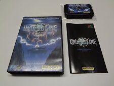 Undead Line Sega Megadrive Japan EXC