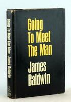 James Baldwin First Edition 1965 Going to Meet the Man Hardcover w/Dustjacket