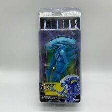 Aliens Blue Vicious Warrior Alien Action Figure PVC Doll Toy