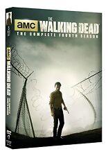 The Walking Dead: Season 4 New DVD! Ships Fast!