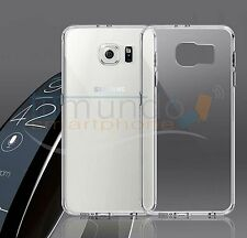 "FUNDA de GEL FINA ""ULTRA-THIN"" 0,3mm TRANSPARENTE para SAMSUNG GALAXY S6 G920F"