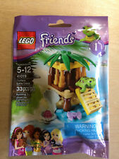 New Sealed Lego Turtle's Little Oasis (41019) Friends Animal Retired Set