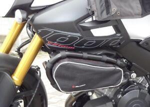 SUZUKI V-STROM 1000 2013 onwards Crash bar bags luggage panniers