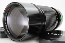 [Excellent+++] Canon FD 200mm f/2.8 SSC Telephoto Fix MF Lens for Canon FD