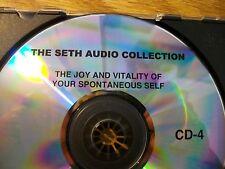 "Seth Audio Collection - Jane Roberts - CD4 - ""Joy & Vitality of your Spontaneous"