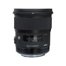 Sigma 24mm f/1.4 DG HSM Art Lens for Canon EF Mount Cameras 404101
