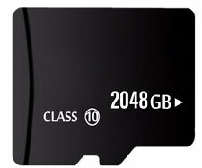 2tb Micro SD Memory Card with Adapter
