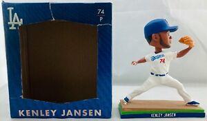 2015 Kenley Jansen SGA Bobblehead Los Angeles Dodgers LA SGA State Farm Baseball