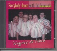 "THE IMPERIALS  ""Everybody Dance With""  NEW SEALED POLISH POLKA CD 1 of last 3 !!"