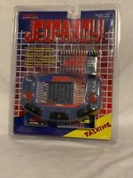 New vtg 1995 Tiger Electronics Jeopardy LCD Game Factory Sealed Model 7-581 NIB