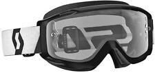Scott USA Split OTG Goggles Black/White (Black, OSFM)