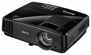 BenQ MS506 DLP Projector - 3182 Lamp Hours - Tested & Warranty