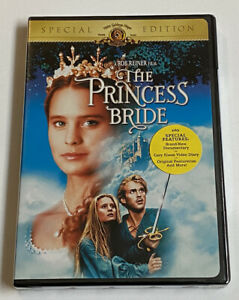 The Princess Bride (DVD, 2001) Sealed