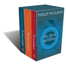 His Dark Materials Slipcase von Phillip George Bernard Pullman (2011, Taschenbuch)