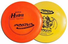 INNOVA FLOATING DISC GOLF SET (FLOATS ON WATER) - 2 PACK IN ASSORTED COLORS