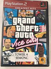 Grand Theft Auto: Vice City (Playstation 2) – Free Fast Shipping ,,, TESTED****