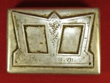 German POW's made cigarette case.