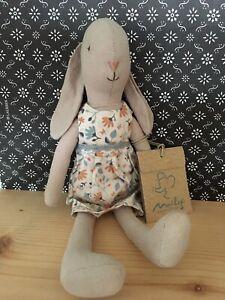 Maileg Hase Bunny Flower Dress