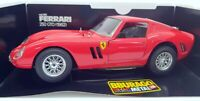 Burago 1/18 Scale - 3011 Ferrari 250 GTO 1962 red