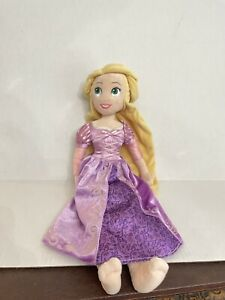 "Disney Rapunzel  plush Doll large 18"""