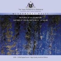 """RAVEL MUSSORGSKY """"PICTURES A T AN EXHIBITION"""" CD NEW+"""