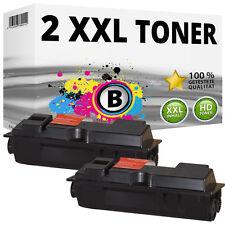 2x XXL TONER für Kyocera Mita FS-1030-D FS-1030-DN Black Toner-Kartusche TK120
