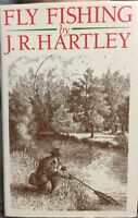 Fly Fishing - Memories of Angling Days by J. R. Hartley HC 1991 DJ