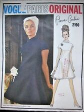Vogue Paris Original Pattern 2190 Pierre Cardin