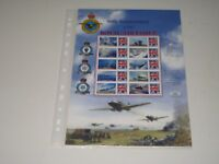 90th Anniversary of The Royal Air Force Collector Sheet   BC-139