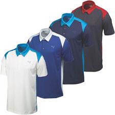 PUMA Men's Short Sleeve Polo Casual Shirts & Tops