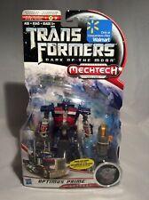 Transformers Dark of the Moon OPTIMUS PRIME MECHTECH 2010 Walmart exclusive
