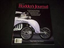 THE RODDER'S JOURNAL MAGAZINE ISSUE #62 - MAGIC MUFFLER FUEL ALTERED - O 1417